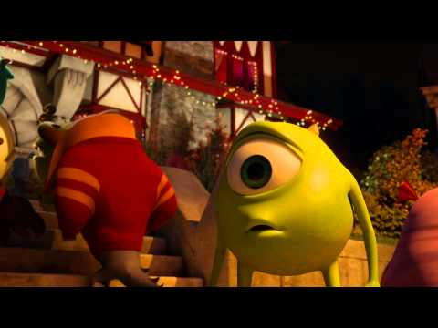 Disney/Pixar's Monsters University - Trailer