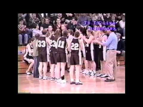 NCCS - Ticonderoga Girls 2-12-03