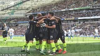 Kết quả bóng đá đêm qua: Man City bảo vệ chức vô địch Ngoại hạng Anh