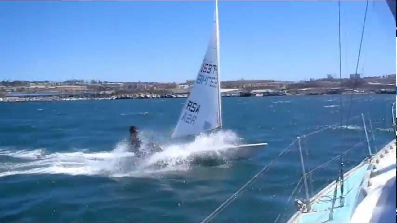 Extreme Laser Sailing Youtube