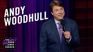 Andy Woodhull Stand-Up