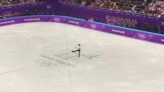 Yuzuru Hanyu SP Olympic Games Pyeongchang 2018