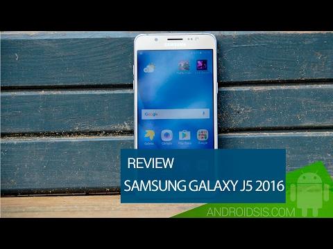 Samsung Galaxy J5 2016 análisis en español