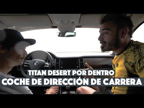 TITAN DESERT ETAPA 6   el coche del director de carrera   Valentí Sanjuan