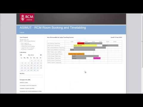 ASIMUT: L'interface publique