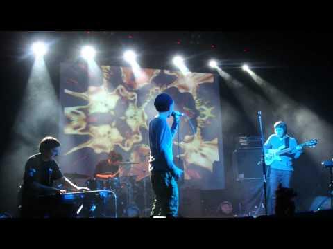 Ассаи - Остаться, Live @ Космонавт, Санкт-Петербург (24.11.2011)