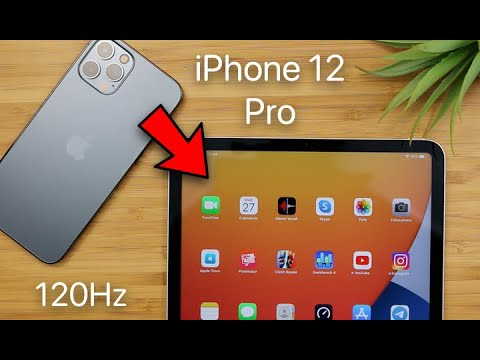iPhone 12 Pro: DISPLAY a 120Hz INUTILE?