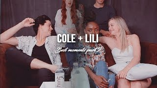 Lili Reinhart + Cole Sprouse [BEST & CUTEST moments] Part 2