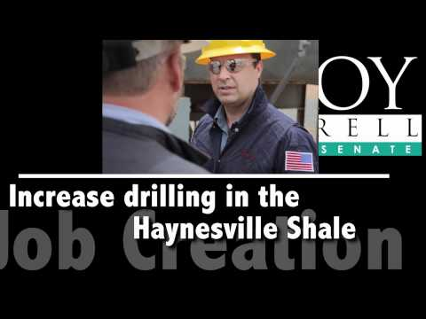 Troy Terrell For Louisiana State Senate - Haynesville Shale