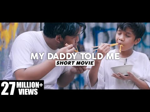 Gen Halilintar (Short Movie) -  My Daddy Told Me | New Single