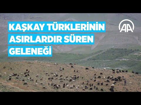 Kaşkay Türklerinin asırlardır süren geleneği