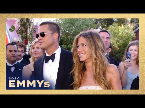Brad Pitt and Jennifer Aniston's Road to the 2020 Emmys
