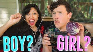Gender PREDICTION Tests! (Boy or Girl?)
