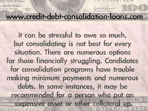 Debt Consolidation: An Ultimate Way to Emerge From the Financial Insecurity