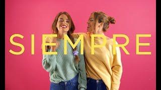 SIEMPRE ERAS TÚ - TWIN MELODY (Videoclip Oficial)