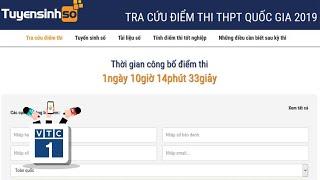 Cảnh giác website giả tra cứu điểm thi THPT Quốc gia