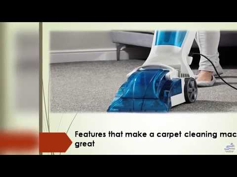 Buy Professional Carpet Cleaning Machines in Adelaide With The Right Features