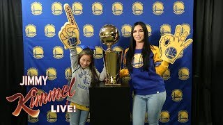 Cousin Sal Pranks Golden State Warriors Fans