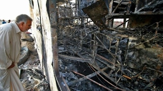 العراق: عشرات القتلى والجرحى في تفجيرات انتحارية في بغداد ...