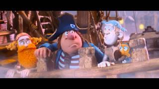 Les pirates ! bons à rien, mauvais en tout :  bande-annonce VF