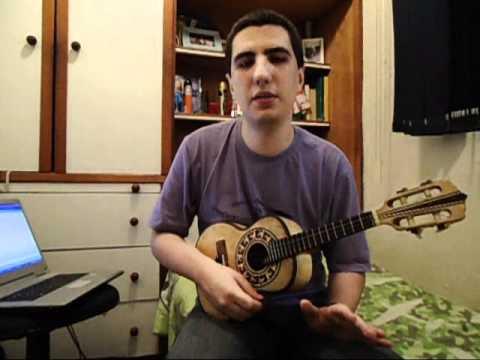 Partido alto (DVD batidas de cavaco e banjo).