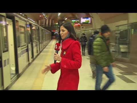 Следят спазваме ли дистанция от 2 метра в метрото