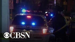 4 homeless men killed in New York City