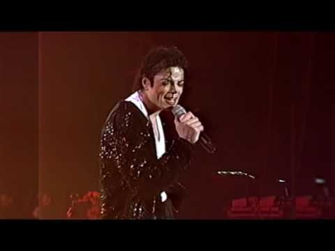 Michael Jackson - Billie Jean - Live Auckland 1996 - HD