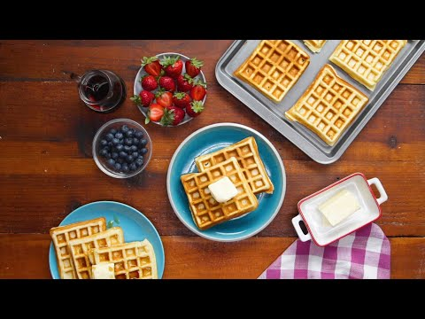 How To Make The Ultimate Waffle ? Tasty Recipes