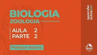 BIOLOGIA - AULA 2 - PARTE 2 - ALGAS