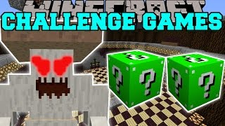 Minecraft: CRUSHROOM CHALLENGE GAMES - Lucky Block Mod - Modded Mini-Game
