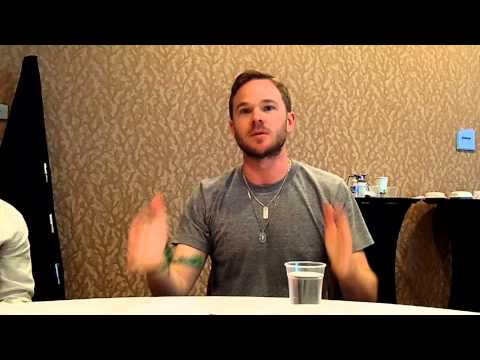 Interview With Shawn Ashmore of FOX's The Following at Comic ...