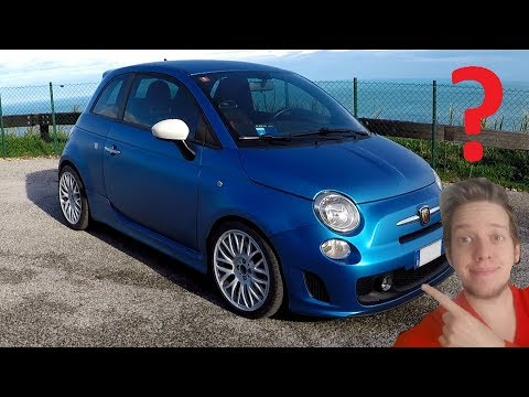 """How Much it Costs to Daily Drive my Abarth 500"""" (Sub ENG)"""