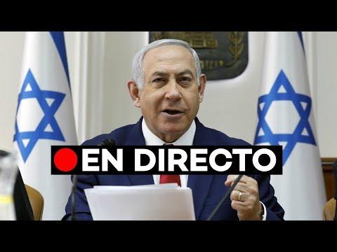 [EN DIRECTO] Netanyahu hará