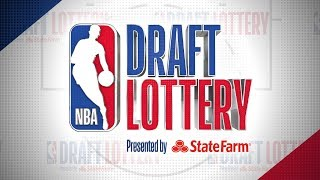 2019 NBA Draft Lottery Presented by State Farm