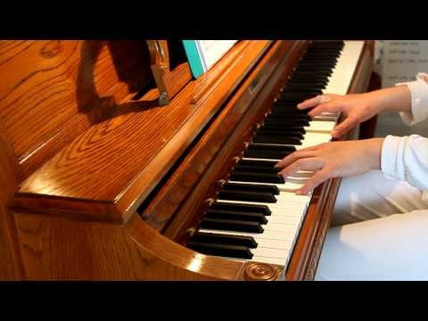 Ragnarok Online - Theme of Prontera (piano cover)
