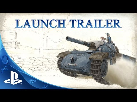 Valkyria Chronicles Remastered Trailer