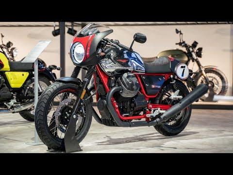 2020 Moto Guzzi V7 III Racer 10th Anniversary | V7 III Stone S | V7 III Special | EICMA 2019