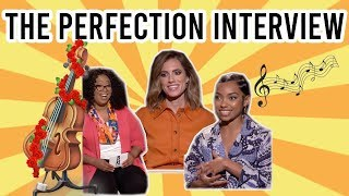 Allison Williams and Logan Browning Go Horror in 'The Perfection' Interview