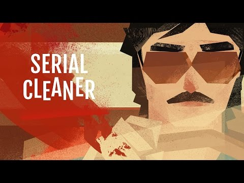 Serial Cleaner Trailer