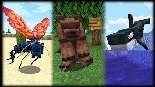 Alex's Mobs (Minecraft Mod Showcase | 1.16.5)