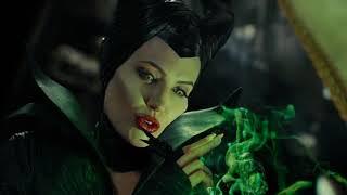 Maleficent's Curse Scene (Maleficent)