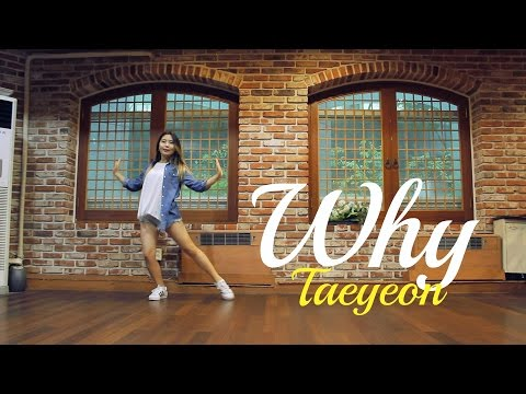 TAEYEON 태연_Why_Lisa Rhee Dance Cover