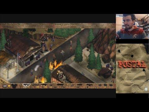 POSTAL (PC) - Uno de los juegos más polémicos, ¿Morralla o Calidad? || GAMEPLAY en Español