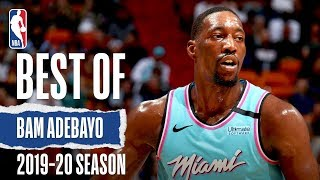 Best Of Bam Adebayo   2019-20 NBA Season