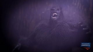 Is This Monster a Yahoo/Grassman Hybrid Beast? | Mountain Monsters