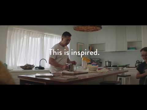 Allianz Australia - Home Insurance 'Be Inspired' TVC Feb 2017