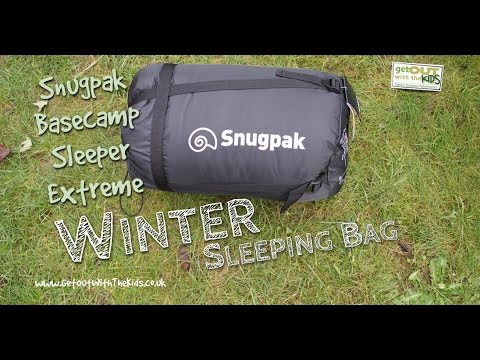 video Tested: Snugpak Sleeper Extreme Winter Sleeping Bag