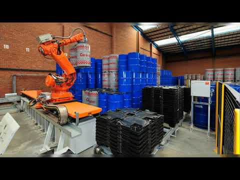 Palletizing System Singapore