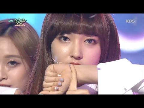 뮤직뱅크 - 우주소녀, 숨기고픈 나만의 비밀 '비밀이야'.20160923